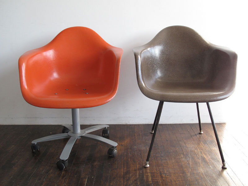 Eames Bucket Chairs :