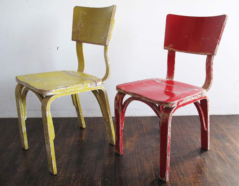 Painted wood chairs http www props legrenierny com files gimgs